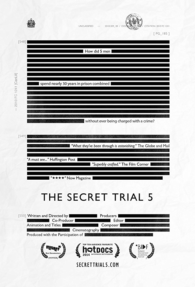 the secret trial 5 movie poster on imdb